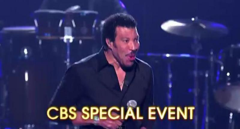 ACM PRESENTS: Lionel Richie and Friends In Concert :30 CBS Promo